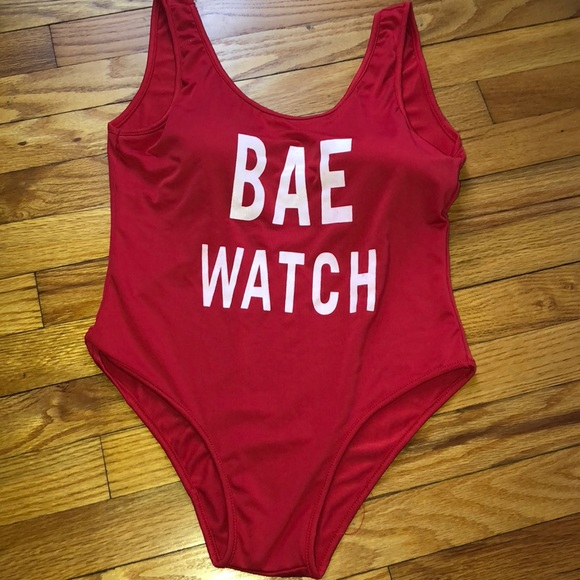 1818869f4ab etsy Other - Bae watch bathing suit